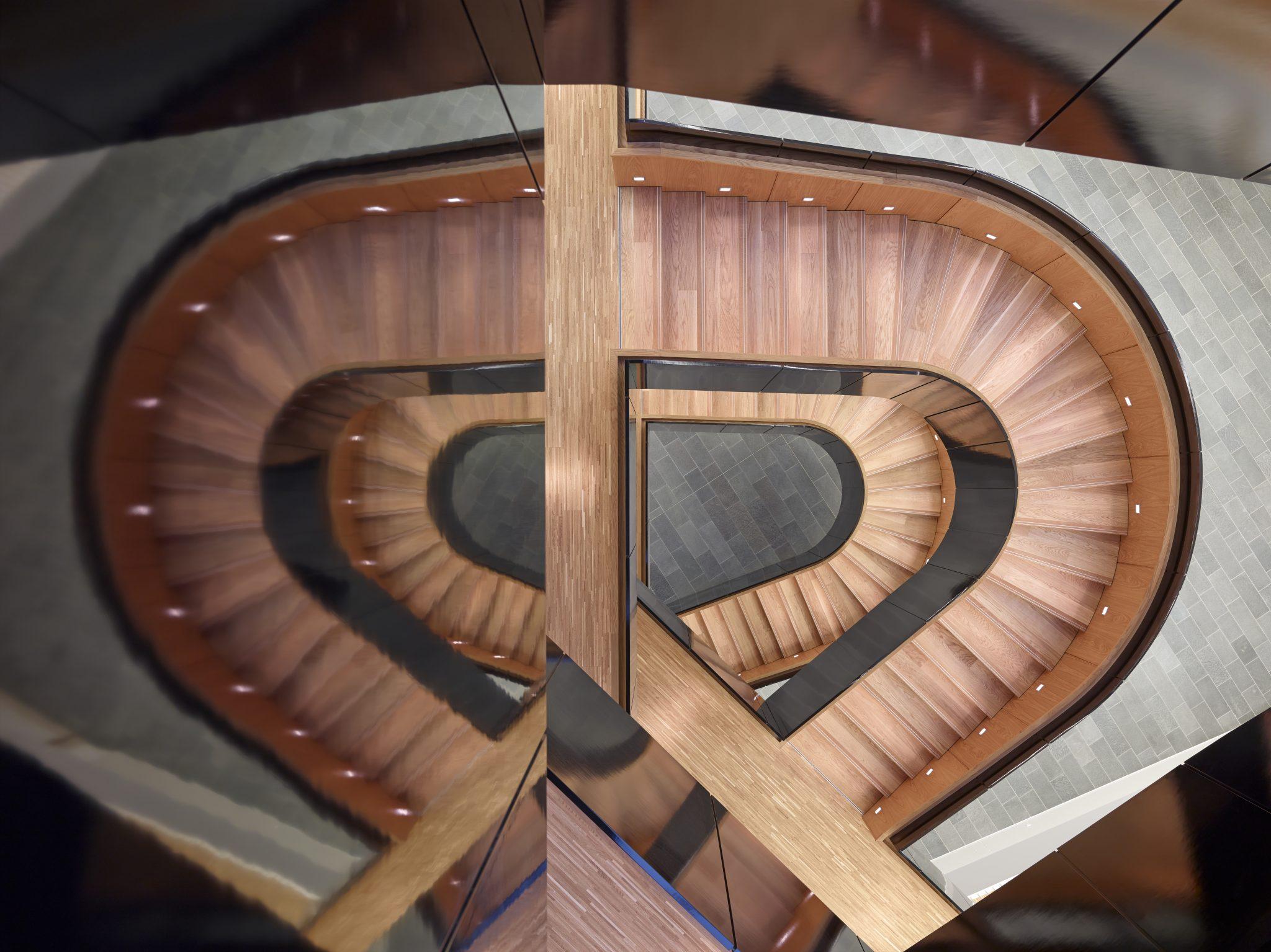 Trappen er et skulpturelt mødested