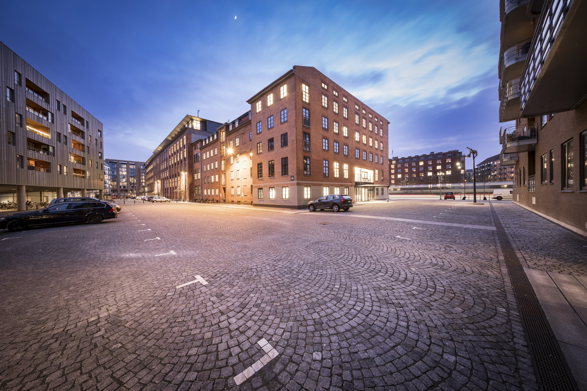 kontor leje amerika plads københavn ø