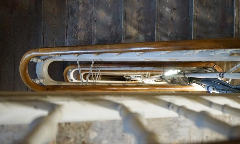 Trappeopgang på Scandic Nørreport