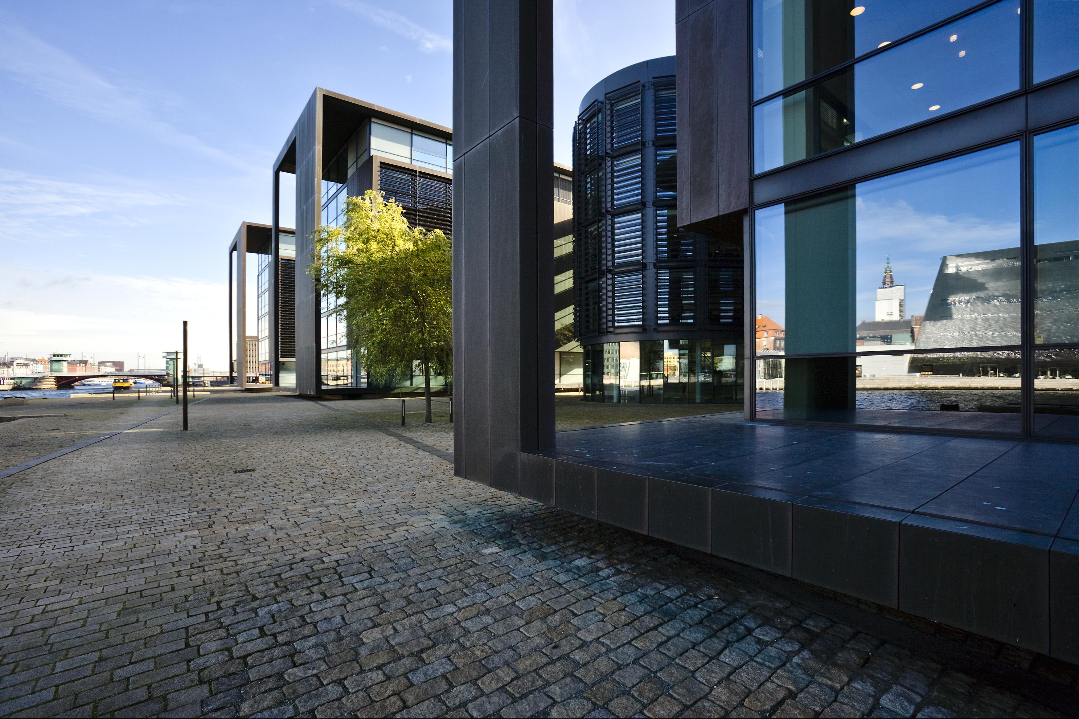 Kontor til leje Christiansbro København K