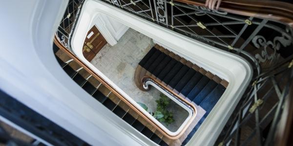 Smuk trappe