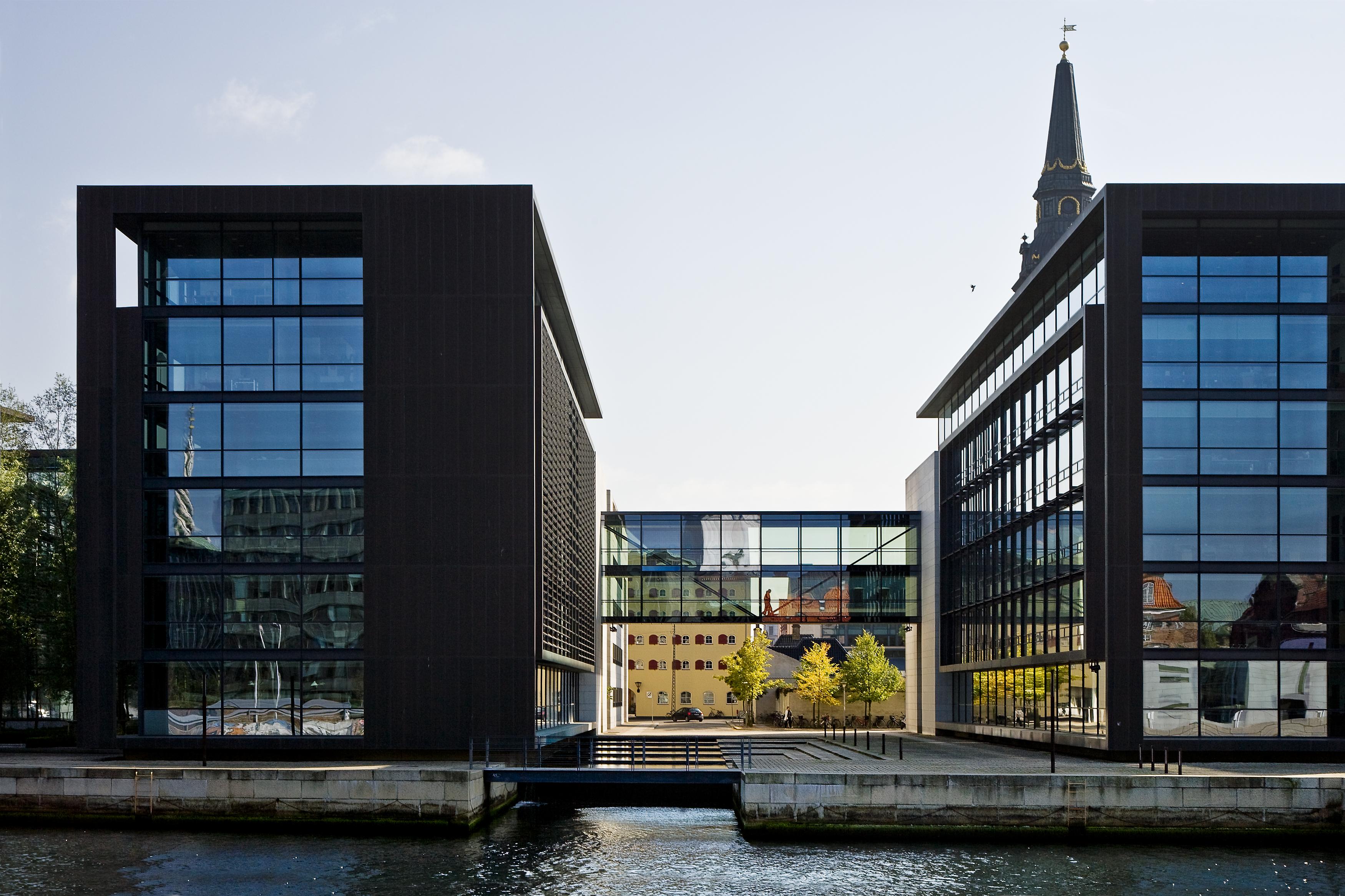 Kontor Christianshavn København detalje
