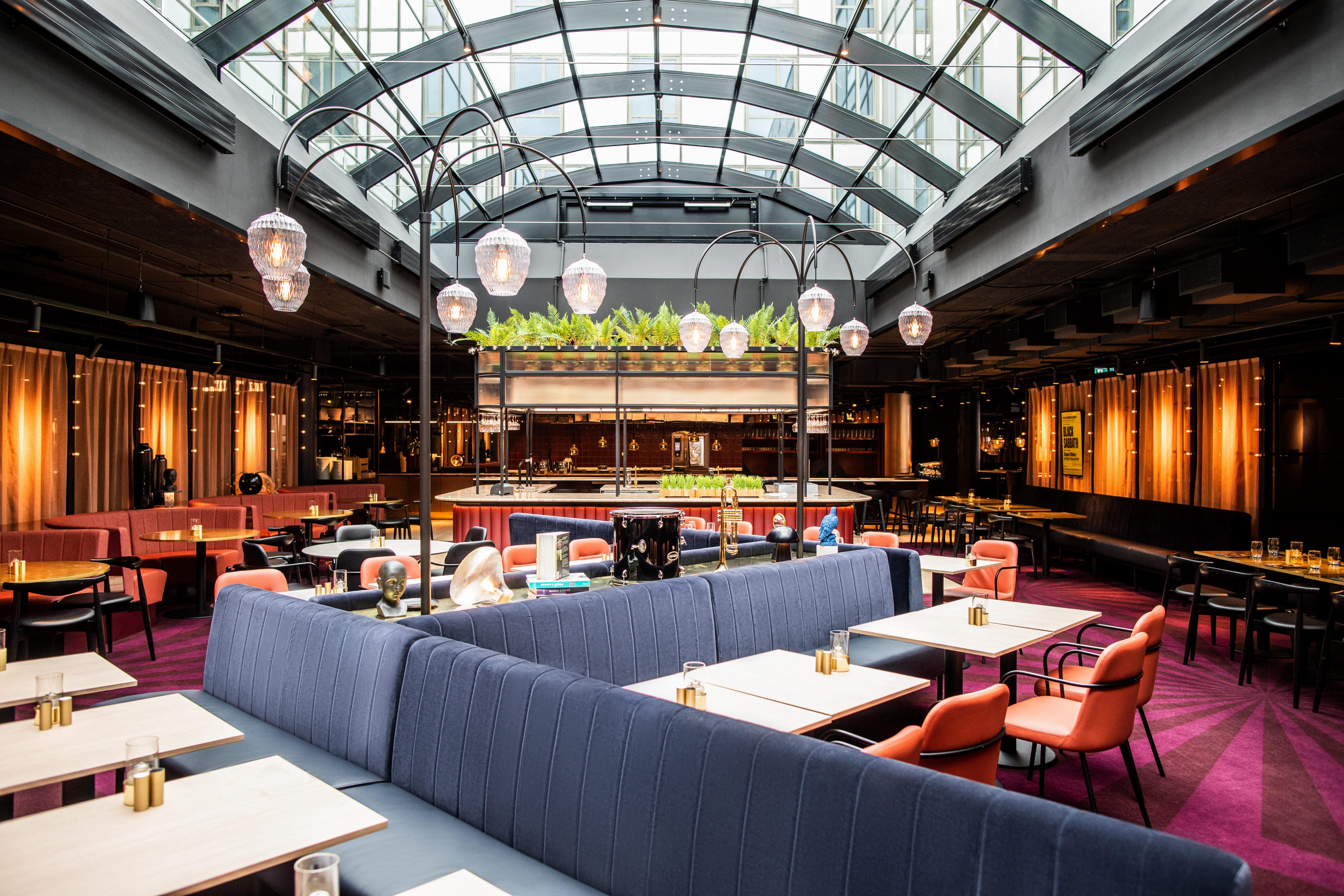 Green Room Restaurant & Bar